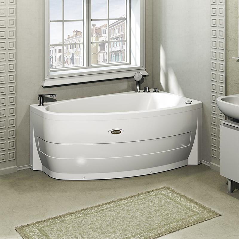 Акриловая ванна Орсини