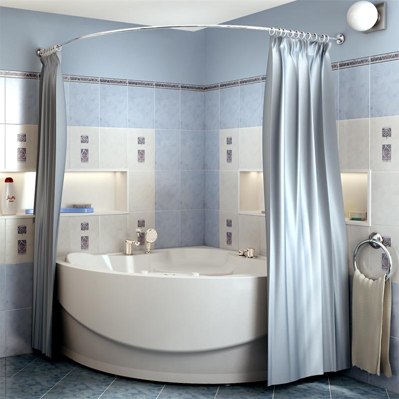 Акриловая ванна Ларедо